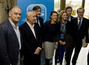 Cospedal: Gracias al PP se ha evitado en Navarra