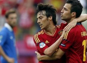 Eurocopa. La Roja, a ganarse los cuartos... de final contra la Azul, su bestia negra en partidos oficiales.