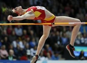 Ruth Beitia se viste de oro en los Europeos: campeona continental en salto de altura