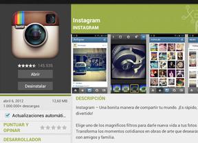 Facebook compra la aplicación de fotografía Instagram por 762 millones