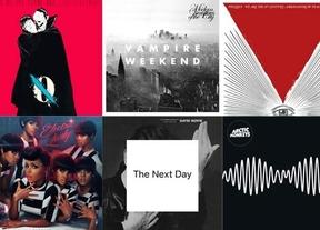 Los 20 mejores discos de 2013