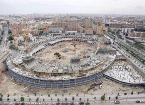 El Valencia CF pagará en 10 años la deuda de 19,8 millones por la construcción del nuevo estadio