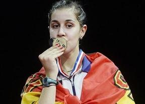 Nueva estrella del deporte español: Carolina Marín hace historia ganando el mundial de badminton