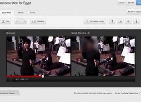 YouTube añade una herramienta para difuminar las caras en los vídeos