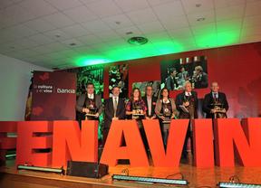 Fenavin distingue a los embajadores de su octava edición recién inaugurada