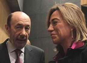 Los 'chaconistas' niegan presiones para que Rubalcaba no sea el portavoz en el Congreso