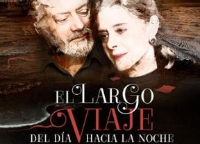Vicky Peña y Mario Gas (magníficos) emprenden, con  O'Neill 'El largo viaje del día hacia la noche'