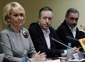 Aguirre se muestra dispuesta a reformar la Constitución para hacer frente al nacionalismo catalán