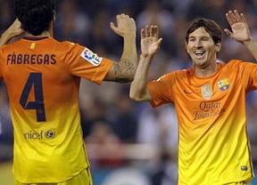 Éste sí fue el partido del siglo: Depor y Barça se intercambian goles en Riazor (4-5)