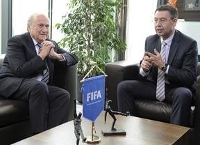 La FIFA, molesta con el Barça por su reacción a las sanciones por los fichajes de la cantera: