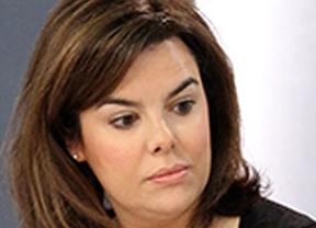 'Yo no sé quién pagará a los abogados de la infanta Cristina', dice la vicepresidenta