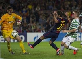 Liga de Campeones: el 'SuperBarça' busca ante el Celtic la victoria, la clasificación y el liderato