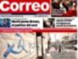 Noticia propia de Correo provoca alarma