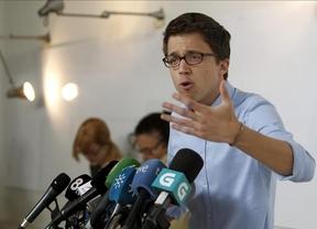 Errejón denuncia que Ciudadanos es fruto de las élites que surgen del miedo por el ascenso de Podemos