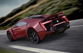 W Motors presentará en el Salón de Dubai coche más caro del mundo