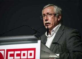 Fernández-Toxo: 'Sólo una reforma de la Constitución de 1978 no resolvería los problemas de la sociedad española'