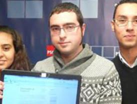 Juventudes Socialistas del Municipio de Murcia lanza el portal 'Espacio-E' para asesorar a los jóvenes en empleo