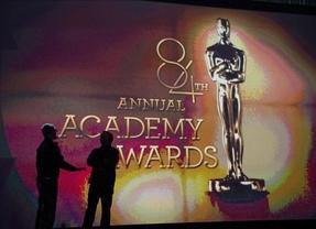 La 84 edición de los Oscar ya está aquí