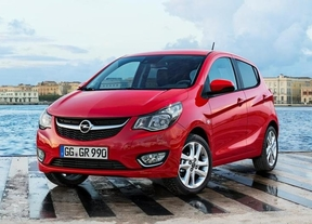 Opel lanzará a partir del verano su nuevo modelo urbano Karl