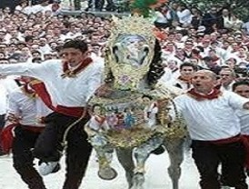Cultura inicia el expediente para declarar Bien de Interés Cultural los Caballos del Vino de Caravaca de la Cruz