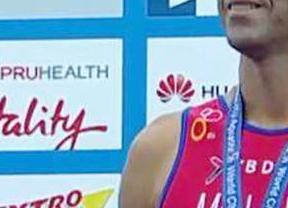 El azudense paralímpico que conquistó dos medallas en los Campeonatos del Mundo