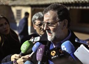En Toledo no tocó hablar de pactos, de Podemos o de encuestas electorales, según Rajoy