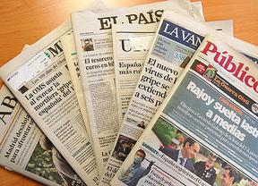 La mayoría de las cabeceras de la prensa nacional en papel saldrán el 29-M