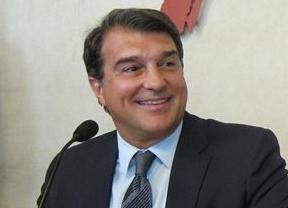 Laporta, otro ex presidente que amenaza con volver