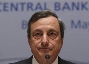 Draghi, dispuesto a tomar nuevas medidas de estímulo para impulsar la demanda en la zona euro