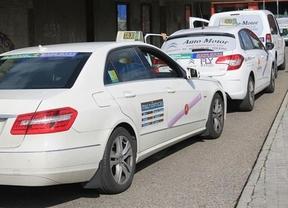 Los taxistas de Ciudad Real desconvocan la manifestación prevista para el jueves