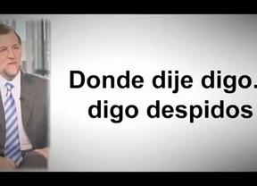 Vuelven los vídeos del PSOE: ahora contra la reforma de los