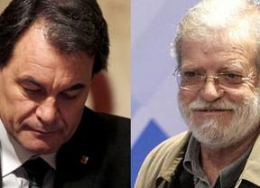 Polémica en Cataluña: Ibarra compara a Mas con Hitler y Mussolini