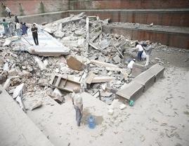 Se eleva a cerca de 1.500 las vícitimas en Nepal