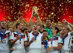 Alemania también manda en el deporte rey: un gol de Götze en la prórroga la eleva al altar mundial ante una digna Argentina (1-0)