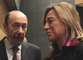 Rubalcaba y Chacón harán oficial su futuro en el PSOE después de la investidura de Rajoy