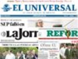 La Jornada y Reforma tratan el tema de los energéticos