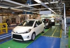 Toyota volvió a ser el primer fabricante del mundo en 2014