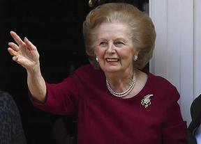 Fallece Margaret Thatcher, la que fuera durísima primera ministra británica