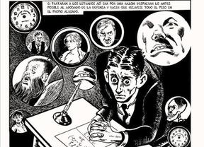 Ahora Kafka también 'ilustra'