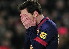 Messi no entiende