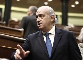 Fernández Díaz apoya la creación de un 'manifestódromo' que limite el derecho de manifestación