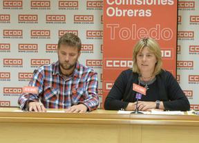 CCOO pide al Gobierno de Cospedal que retire la ley cuestionada por el Supremo