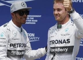 Fórmula 1/GP Austria.- Rosberg y Hamilton le dan un nuevo doblete a Mercedes