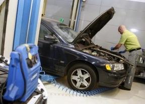 Los talleres enviaron al desguace 1.800 vehículos abandonados