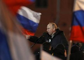 'Alea jacta est': Putin firma la orden de adhesión de Crimea a Rusia