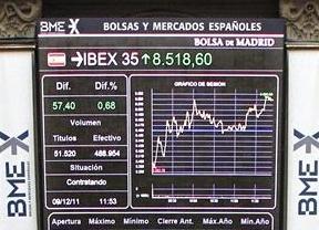 La bolsa, de fiesta tras conocerse el equipo económico de Rajoy que pilotará la crisis