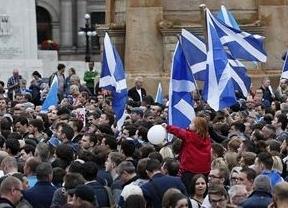'Una voz desde el mercado': Escocia dice 'no'