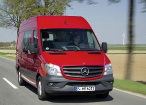 Mercedes-Benz Sprinter: 20 años de éxitos
