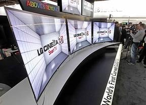 Las pantallas invaden los hogares españoles:en 2018 alcanzarán los 100 millones