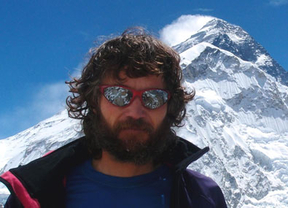 Jorge Egocheaga hablará en Toledo de su ascenso al cuarto pico más alto del mundo, el Lothse